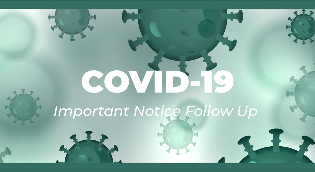 COVID-19 | Business will be operating as usual